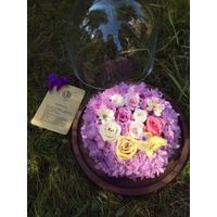 decorative fresh preserved flower for home,for party
