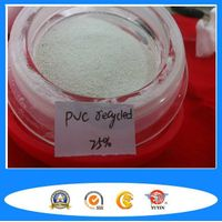 PVC powder for making Spring File/Panel/Ceiling Board/Floor Carpet