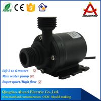 Ready to Ship In Stock Fast Dispatch solar power silent submersible pump for 10 meters elevation for