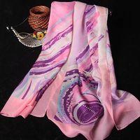 fashion long christmas gift scarf
