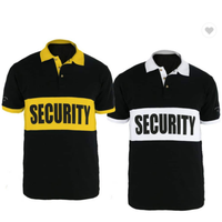 Short Sleeve Security Polo Shirt Security Uniform Shirt Security Officer Uniforms thumbnail image