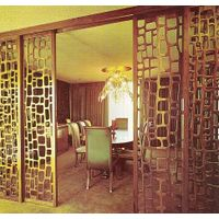 Room divider screen partition panel wall decoration