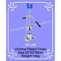 Industrial Chrome Plated Hand Citrus Juicer thumbnail image