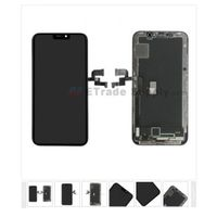 For Apple iPhone X LCD Screen and Digitizer Assembly with Frame Replacement thumbnail image