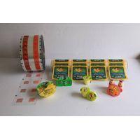Food  plastic packaging printing rolls film