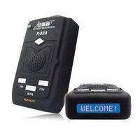 New Conqueror radar detector X323