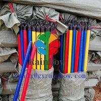 Wholesale selling price Sweep wooden flooring broomstick