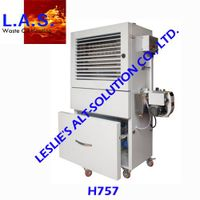 CE Waste Oil Heater Furnace Warm Air Heater Room Heater H757