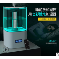 remote control 5.5L Ultrasonic humidifier,top add water thumbnail image