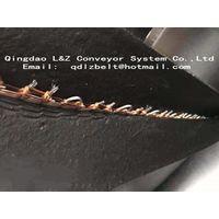 steel mesh conveyor belt temperature range from -50 degree to 800 degree thumbnail image
