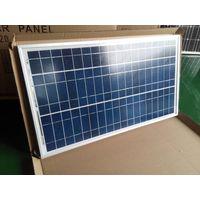 20W 18V   550*350*23MM    polycrystalline silicon  solar panel
