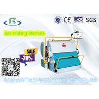 PYQ Platen Corrugated Carton Box Creasing and DIE Cutting Machine