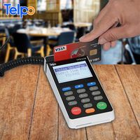 Telpo TPS328 High Quality Android Bluetooth EMV MPOS Credit Card Swipe Machine