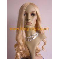 fashionable hand tied mono top wig