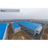 40m Large Single Span steel structure Workshop thumbnail image