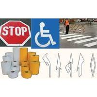 PERFORMANCE THERMOPLASTIC MARKING LINES, LEGENDS AND SYMBOLS thumbnail image