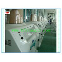 80t/24h Wheat /Corn /Rice Flour Milling Machine/Flour Mill thumbnail image