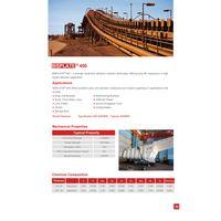 BISPLATE®450 High Strength Wear Resistant Steel SD steel