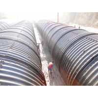 Riveted Galvanized Corrugated Steel Pipehot sale Corrugated Steel Pipe