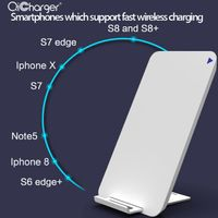 Over current protection office home hotel Fast Wireless Charger thumbnail image