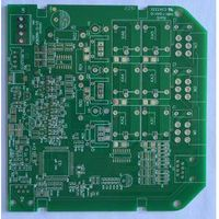 FR-4 Tg140 HAL LF double-sided PCB