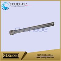 """high quality Collet Chuck ER16M 3/4"""" With Straight Shank 3.42"""""""