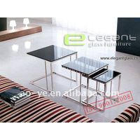 Metal Coffee Table Set CA125-B