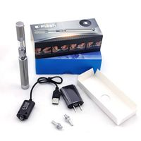 2014 new electronic cigarette e flash starter kit with fce4 clearomizer