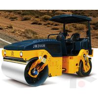 JM206H Full Hydraulic Assembled Vibratory Roller
