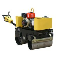 Cosin manual road roller easy to start-up|Light compaction equipment