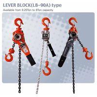KUKDONG LEVER BLOCK LB-90A