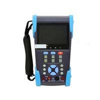 3.5LCD CCTV Tester Digital Multimeter/Ping IP/POE Test/Line function/TDR/4G SD thumbnail image