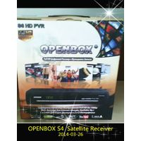 HD OPENBOX S4 digital satellite TV reciever WIFI Linux