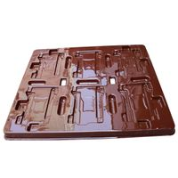 Large Vacuum Forming Plastic Trays for Auto Cylinder