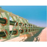 Environmental Protection Tubular Conveyor Pipe Conveyor for Power Plant
