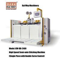 Semi-auto Stitching Machine (Single Piece with Double Servo Control)