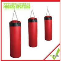 Train hard punching bag