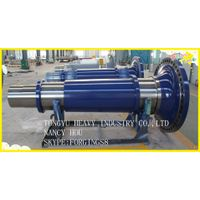 forged Wind turbine shaft 42CrMo