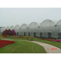 The Multi-Span Greenhouse Plans in Agricultural Area thumbnail image