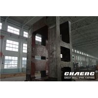 Professional rolling mill housing steel casting factory - CHAENG