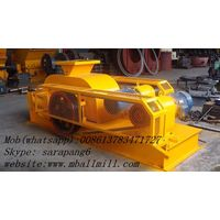 Double roller crusher /2 roller stone crusher machine