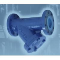 ductile iron Y-strainer ANSI B16.42 class150