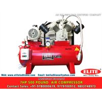 7.5HP 500 Pound Air Compressor thumbnail image