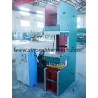 E-type plate vulcanizing machine thumbnail image