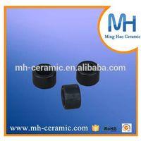 Titanium Oxide ceramic tube in textile ceramic