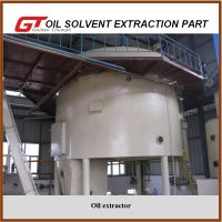 oil solvent extraction machine