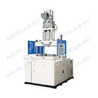 AKPLAS Vertical injection molding machine AT-1500.2R