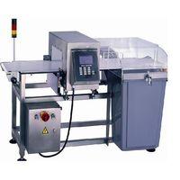 PU conveyor belt metal detector