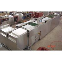 Lap sponge folding machine / laparotomy sponge folding machine/abdominal sponge machine thumbnail image