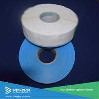 Wholesale Pp Film Material Cusatom Service Magic Diaper Frontal Tape For Adult And Baby Diaper Mater